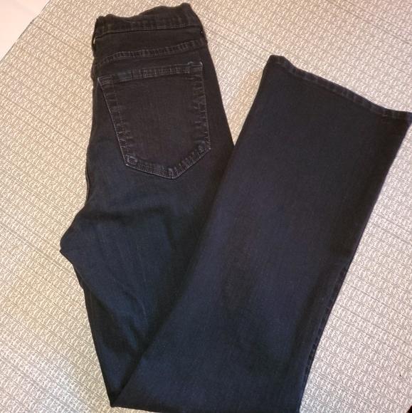NYDJ Denim - NYDJ darkwash high waist bootcut size 4